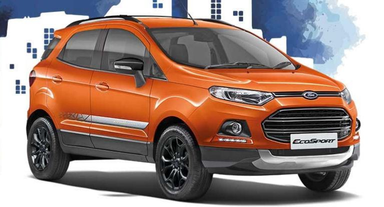 2017 ford ecosport update to be priced from rs lakh all you need to know. Black Bedroom Furniture Sets. Home Design Ideas
