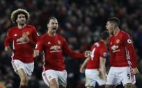 Zlatan Ibrahimovic, Zlatan Ibrahimovic goal, Manchester United, forward, United vs Liverpool