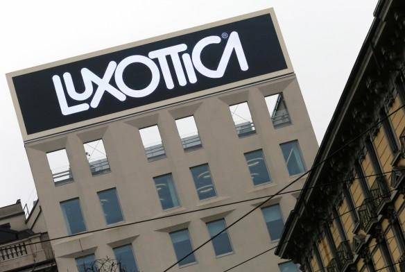 Essilor and Luxottica merger