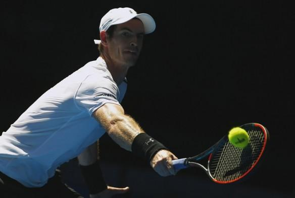 Andy Murray, Australian Open, first round, Ilya Marchenko, Melbourne