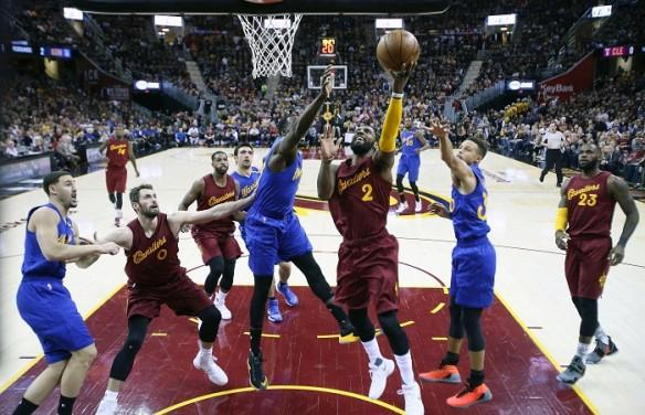 Warriors vs Cavaliers, Golden State Warriors, Cleveland Cavaliers, Kyrie Irving, Stephen Curry