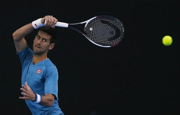 Novak Djokovic, Rafael Nadal, Serena Williams, Australian Open, order of play
