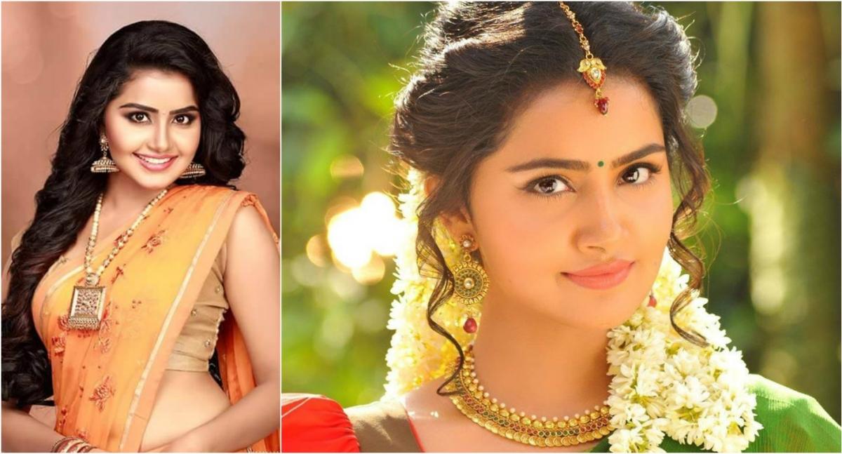 premam actress anupama parameswaran on a roll announces her next with ram charan