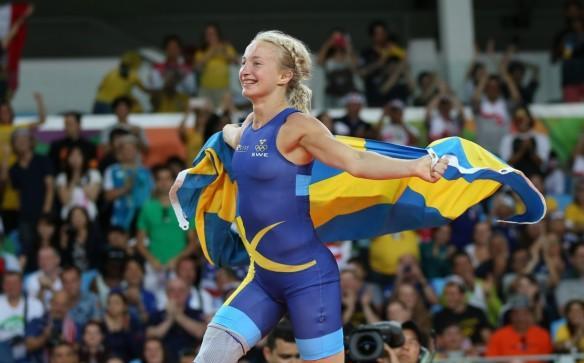 sofia mattsson, wrestling