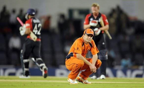 peter borren, netherlands cricket