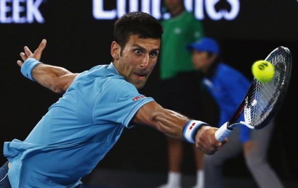 Novak Djokovic, grand slam, Australian Open, Fernando Verdasco, first round