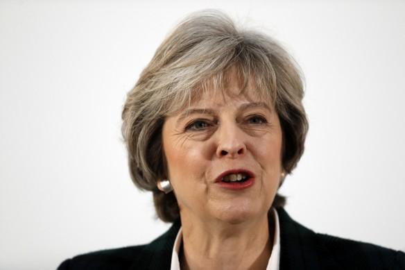 theresa may speech, brexit, highlights of theresa may speech, britain leaves eu