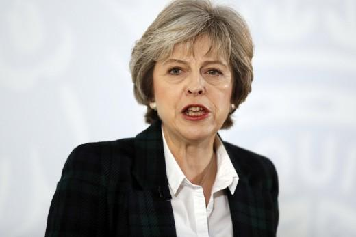Theresa May: Brexit the end of Britain making vast contributions to EU