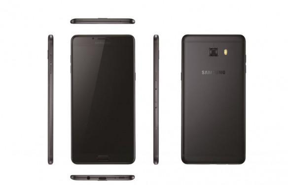 Samsung, Galaxy C9 Pro, Galaxy S7, 6GB RAM