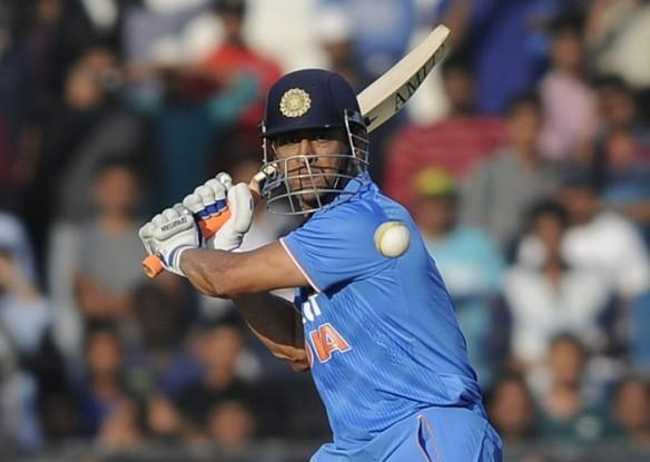MS Dhoni, India, England, ODI series, second match