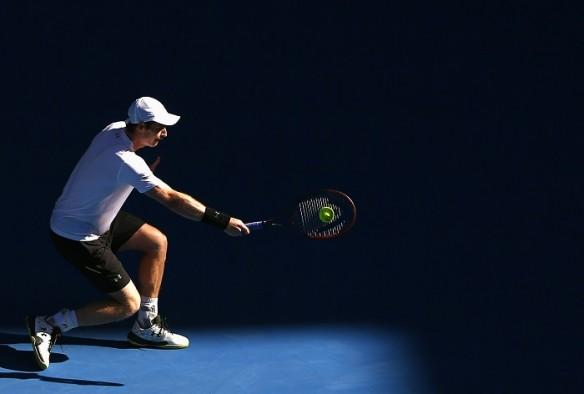 Andy Murray, Australian Open, second round, Andrey Rublev, Ilya Marchenko