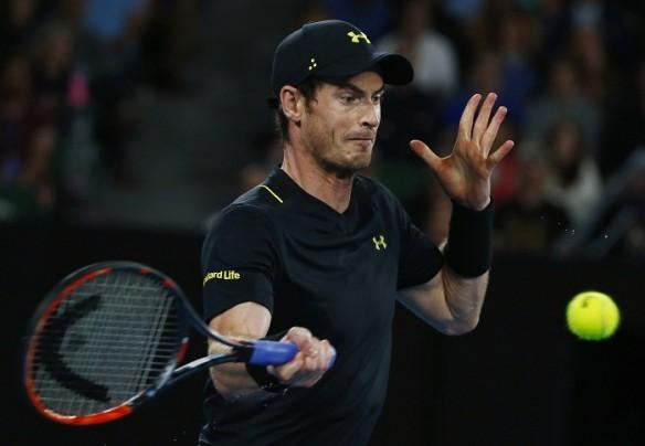 Andy Murray, Australian Open 2017, Murray, Andrey Rublev, world number one
