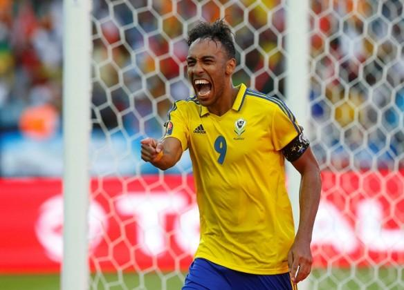 Pierre-Emerick Aubameyang, AFCON, Africa Cup of Nations, AFCON results, Gabon, Guinea-Bissau, Cameroon, Burkina Faso
