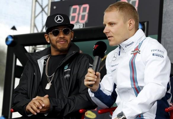 Valtteri Bottas, Lewis Hamilton, Formula One, Formula one news, Lewis Hamilton on Valtteri Bottas, Mercedes