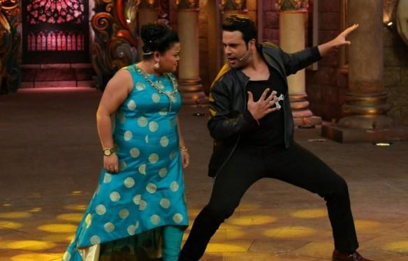 Comedy Nights Bachao Taaza, Comedy Nights Bachao Taaza replaced