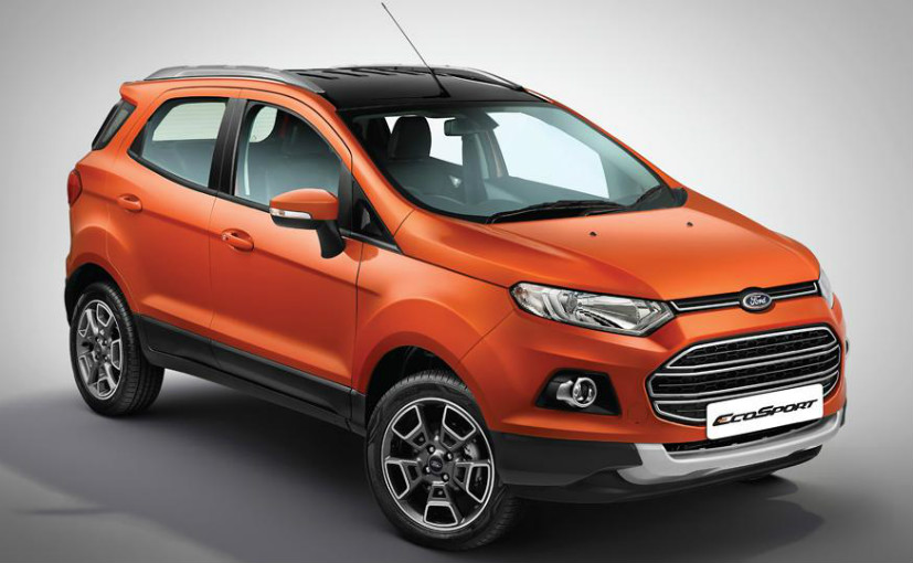 Ecosport 2017 Price Philippines >> Ford launches new EcoSport platinum edition at Rs 10.39 lakh - IBTimes India