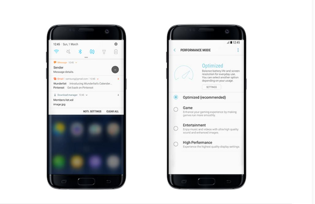 After AT&T, Sprint's Samsung Galaxy S7, S7 edge models get ...