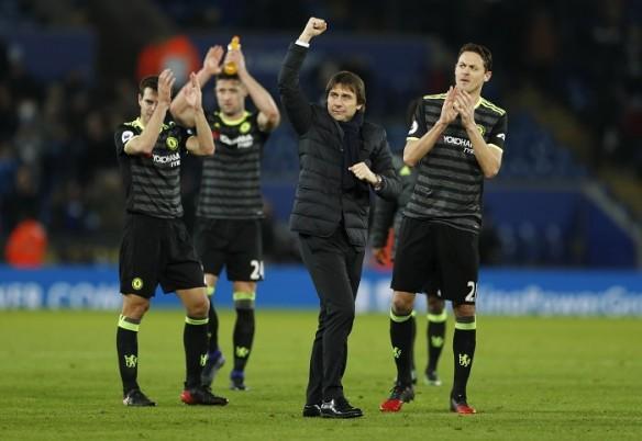 Chelsea, Antonio Conte, Matic, Premier League, Schedule