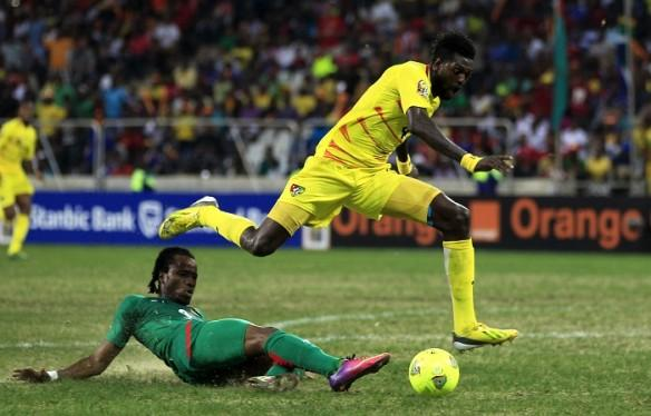 Emmanuel Adebayor , Afcon 2017, AFCON, Morocco, Togo