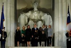 Donald Trump inauguration 2017