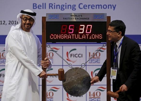 Crown Prince of Abu Dhabi, UAE Sheikh Mohamed bin Zayed Al Nahyan, q3 results, q3 earnings, wipro q3, hul q3, sensex triggers, nifty triggers