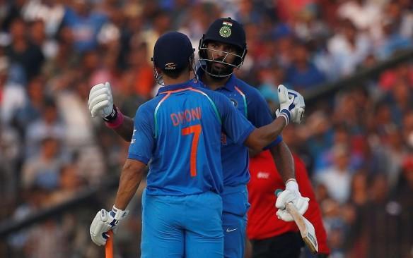 Yuvraj Singh, MS Dhoni, India, England, ODIs