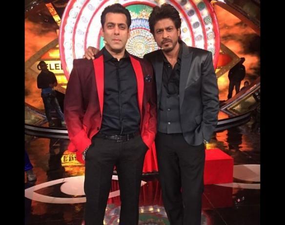 Bigg Boss 10, Bigg Boss 10 Shah Rukh Khan Salman Khan, Bigg Boss 10 Raees special episode