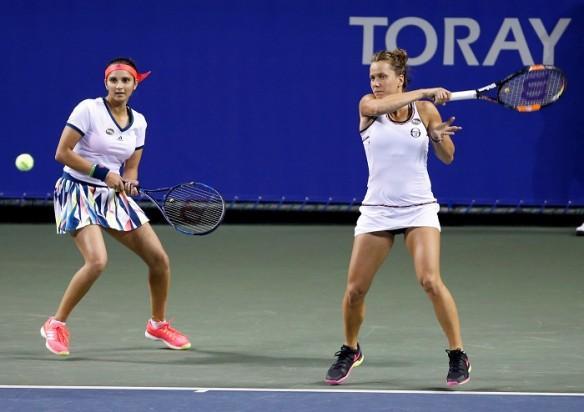 Sania Mirza, Australian Open, Australian Open  doubles, Barbora Strycova, India tennis