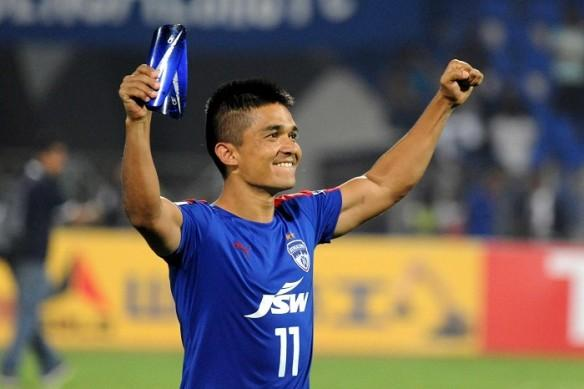 sunil chhetri, I-League, I-League matches, East Bengal vs Bengaluru FC, CK Vineeth