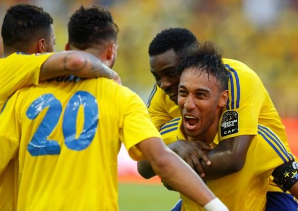 Pierre-Emerick Aubameyang  Gabon football, Afcon 2017, Africa Cup of Nations, Cameroon vs Gabon