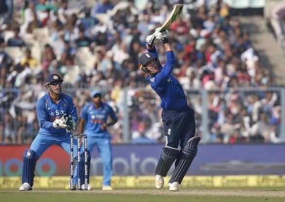 MS Dhoni, India, Jason Roy, England, 3rd ODI