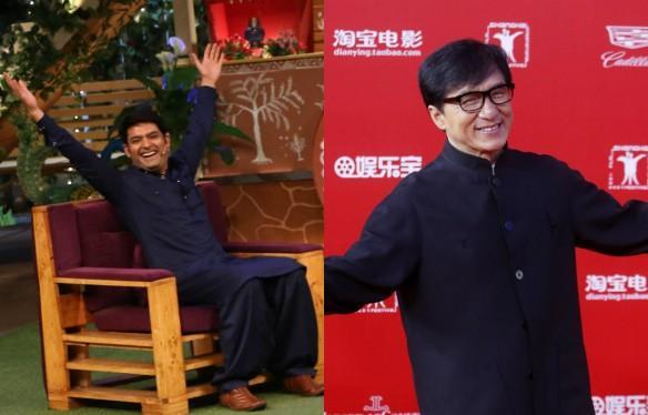 Jackie Chan, Kung Fu Yoga, Kapil Sharma
