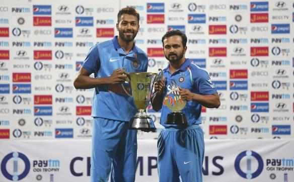 Kedar Jadhav, Hardik Pandya, India cricket, India vs England ODI, India team report card