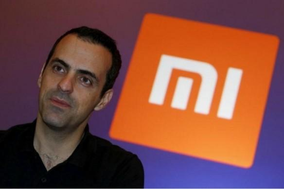 Xiaomi, global head, Hugo Barra, Beijing, Silicon Valley, Xiaomi Vice president