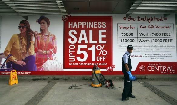 India mall sale