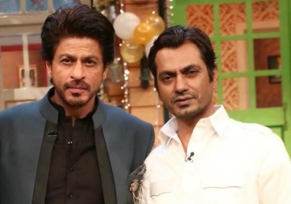 Shah Rukh Khan, Raees, Nawazuddin Siddiqui