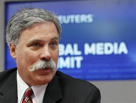 New Formula 1 boss Chase Carey vows to build audience through tech