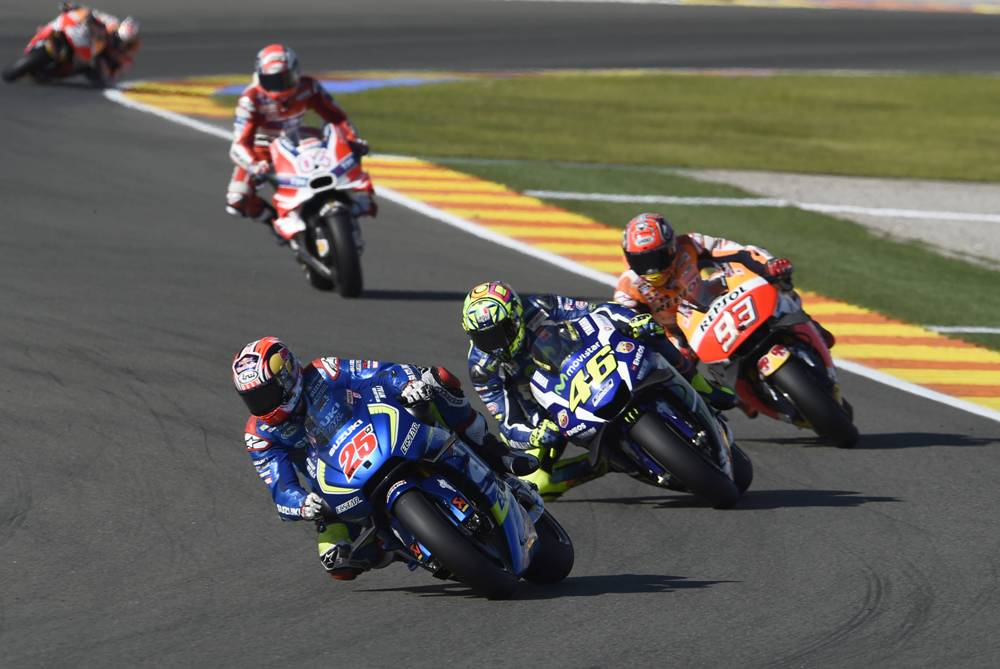 2017 MotoGP calendar confirmed; Grand Prix schedule, race dates, venue and circuit details