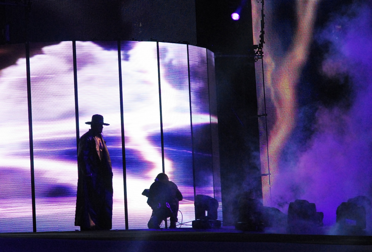WWE Wrestlemania 33 involving The Undertaker could be ...