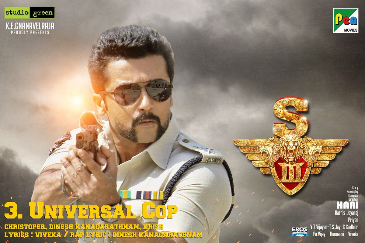 singam 3 aka s3 pre release business suriya 39 s film earns over rs 100 crore before its release. Black Bedroom Furniture Sets. Home Design Ideas