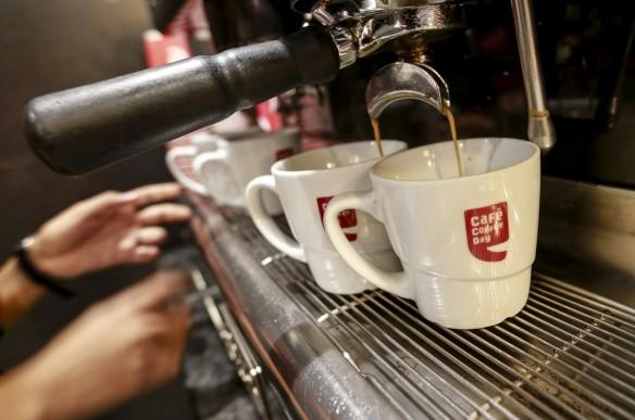 ccd coffee day q3 results, ccd share price, ccd ipo, coffe shops, cafes, global coffee brands, global coffee trade, global coffee market