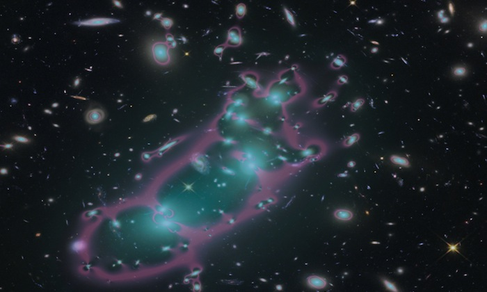 Researchers have found 10 faint galaxies that kick-started ...