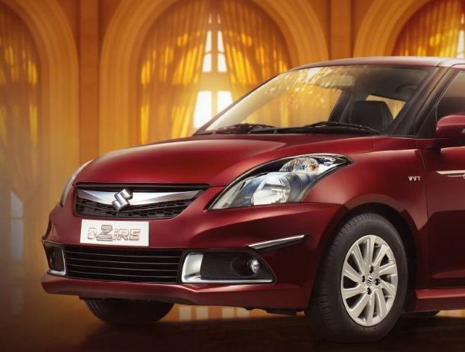 2017 Maruti Suzuki Swift Dzire may come only in September ...