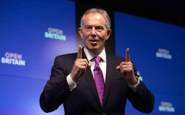 Tony Blair attempts to rally pro-EU campaigners in anti-Brexit speech