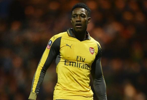 Danny Welbeck, Arsenal, Sutton United, FA Cup, fifth round