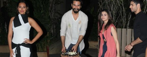shahid kapoor, birthday