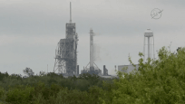 SpaceX launch rocket to International Space Station with ease