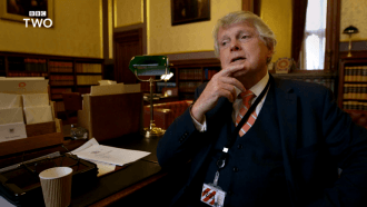 Dobbs says Lords are like 'parliamentary worms' in new BBC documentary Meet the Lords