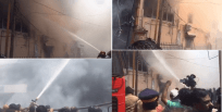 Kerala fire, fire accident