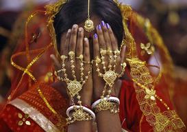 A bridegroom